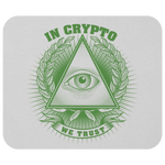 Mousepad - In Crypto We Trust