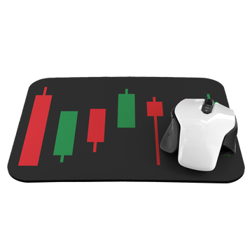 Mousepad - Candlesticks