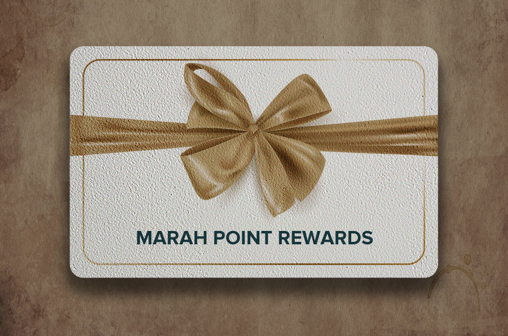 Marah Point Rewards Program