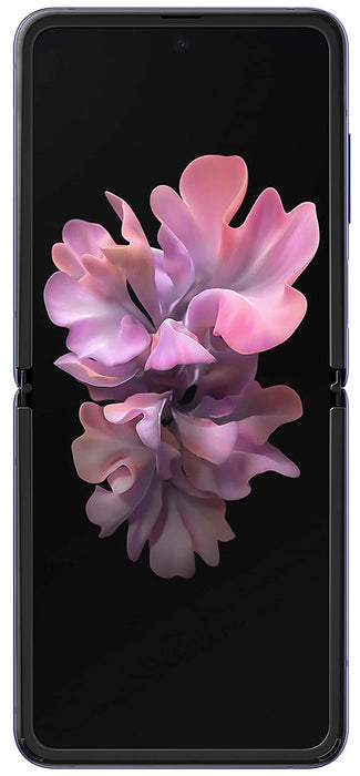 Refurbished Samsung Galaxy Z Flip (8GB RAM,128GB Storage)-Black