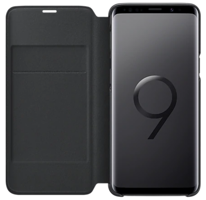 Samsung Galaxy S9 Led View Cover-Black