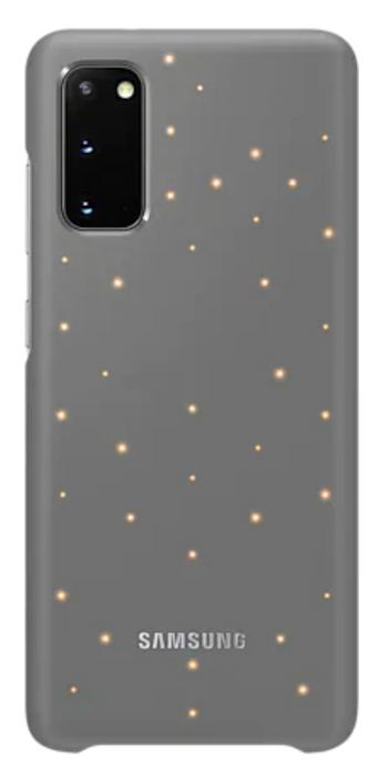 Samsung S20 Smart LED Cover-Gray (EF-KG980CJEGIN)