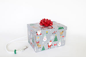 HoHoHoH2O™ EZ Christmas Tree Watering System - Holiday Images