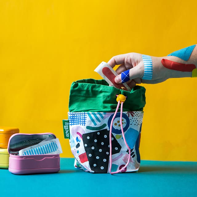 Welly Bag