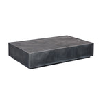 Large Cubist Coffee Table