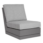 Beachside Swivel Slipper Chair