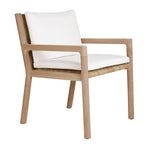 Franck Dining Arm Chair