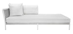 Otti Modular Right Arm Sectional Chaise