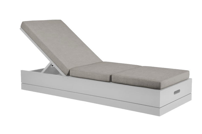 Beachside Armless Chaise