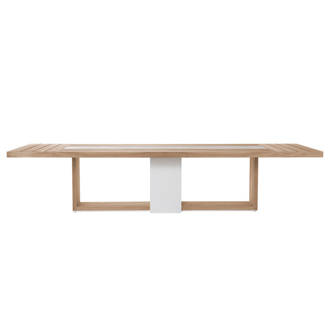 "Gallery 132"" Rectangular Dining Table"