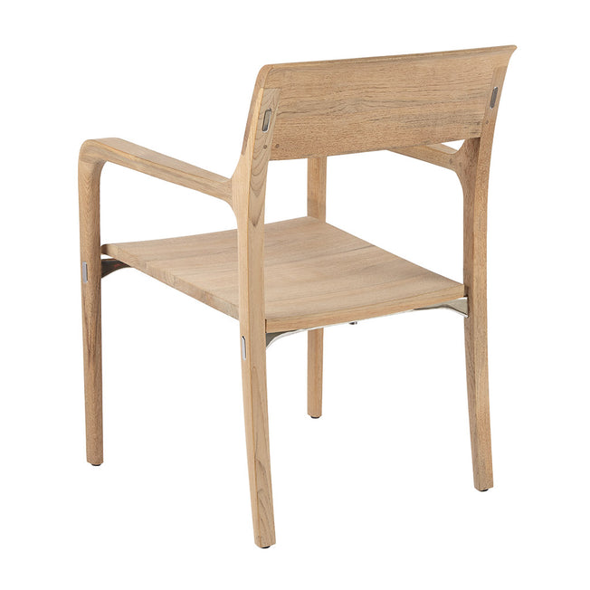 Neo-Classic Dining Arm Chair
