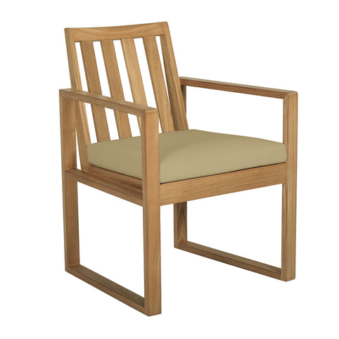 Poolside Dining Arm Chair