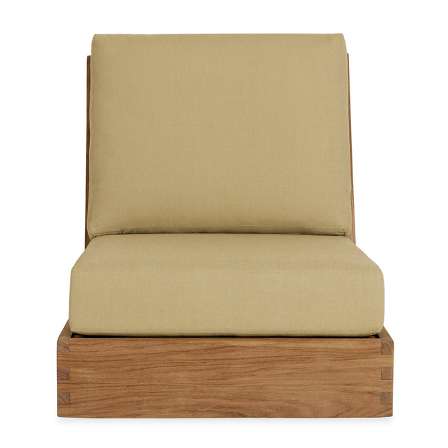 Poolside Slipper Chair