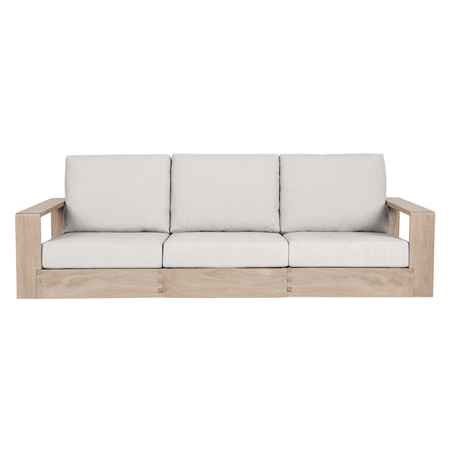 Poolside Three-Seat Sofa