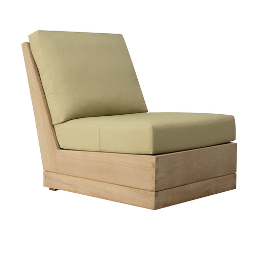 Poolside Elevated Slipper Chair