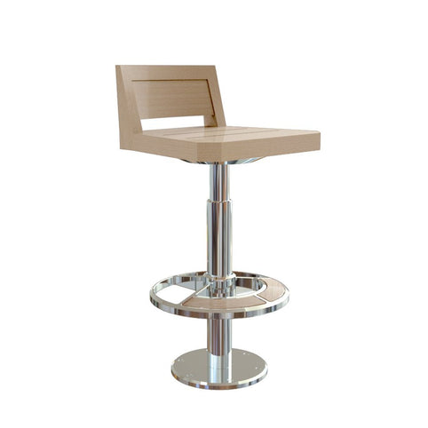 Peninsula Low Back Yacht Stool