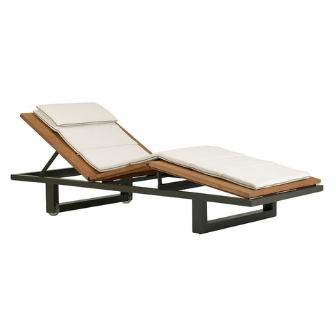Peninsula Armless Chaise