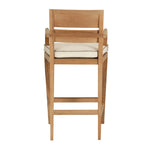 Peninsula Arm Bar Chair