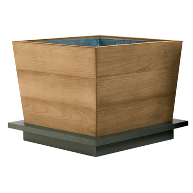 "Peninsula 30"" Tapered Planter"