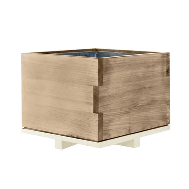 "Peninsula 24"" Square Planter"