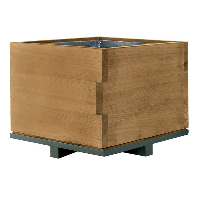 "Peninsula 30"" Square Planter"