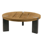 Peninsula Round Coffee Table
