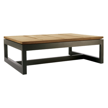 Peninsula Crossbar Coffee Table