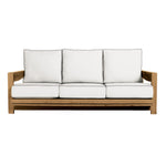 Peninsula Three-Seat Sofa