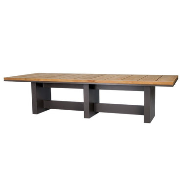 Peninsula Large Rectangular Dining Table
