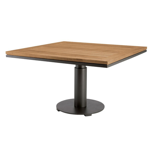 "Peninsula 48"" Square Dining Table"