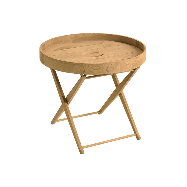 Ship to Shore Round Gallery Table