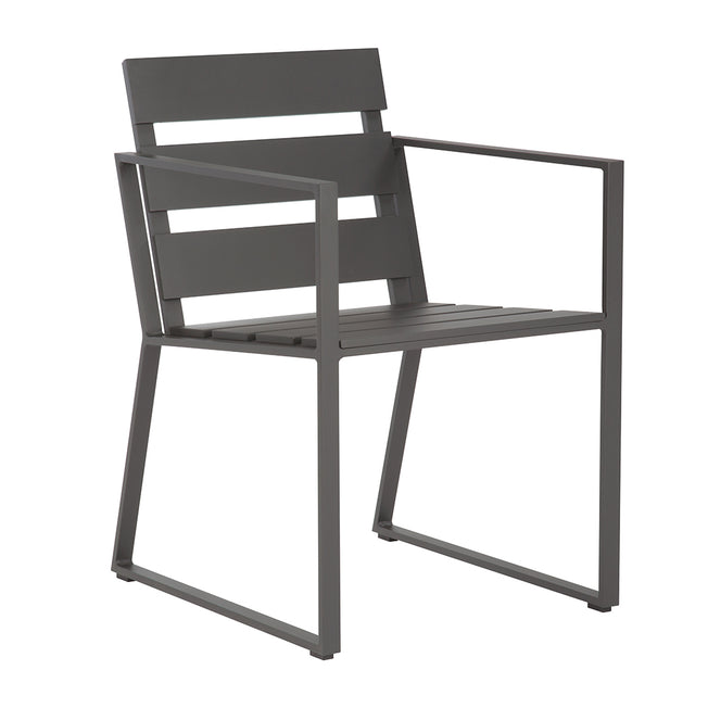 Prime Samos Dining Arm Chair Sutherland Furniture Caraccident5 Cool Chair Designs And Ideas Caraccident5Info