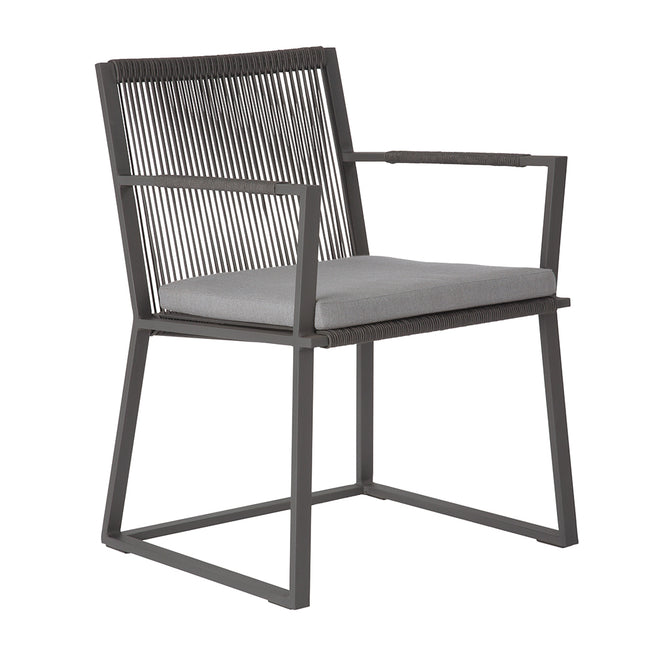 Lincoln Rope Dining Arm Chair