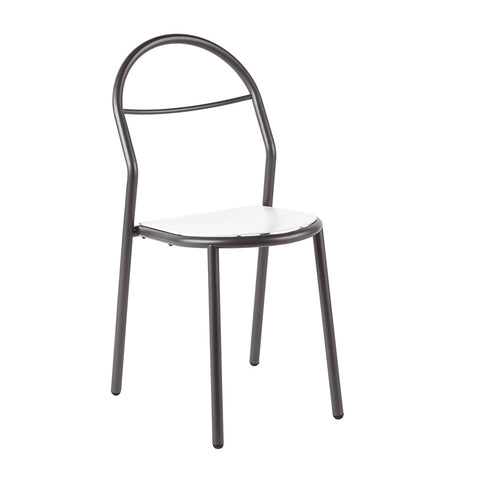 Banquet Chair - Aluminum Seat - Quick Ship