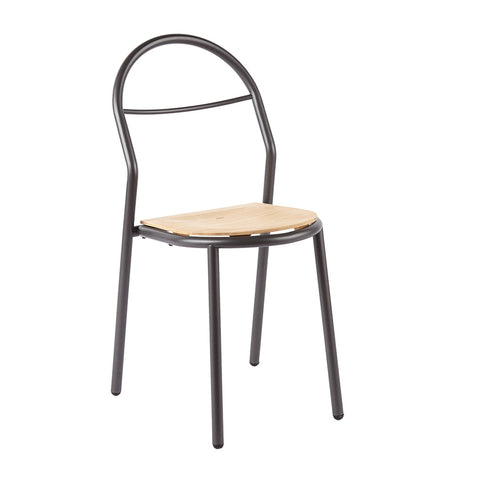 Banquet Chair - Teak Seat