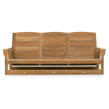 Camano Deck Three-Seat Sofa