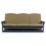Camano Beachfront Three-Seat Sofa