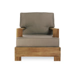 Reeded Lounge Chair