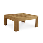 Reeded Coffee Table - Slatted