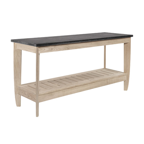 Lakeshore Console with Datcha Stone Top