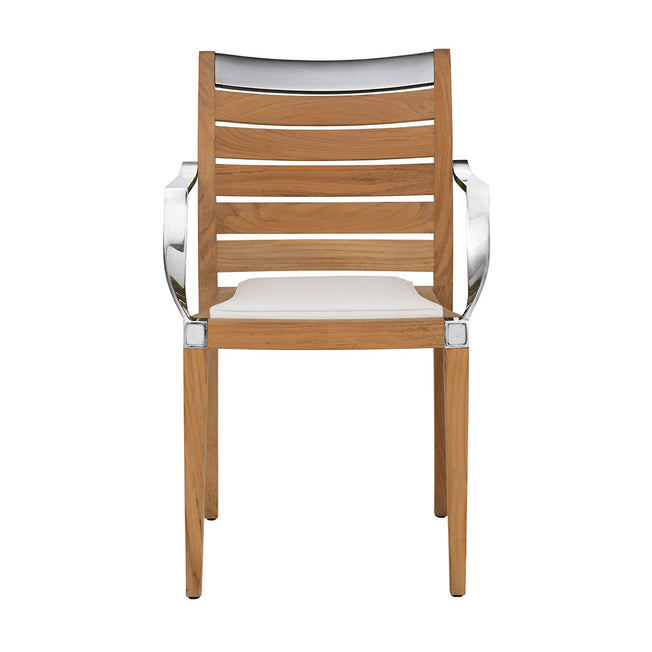 Tuck Arm Chair