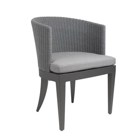 Olympus Woven Dining Arm Chair