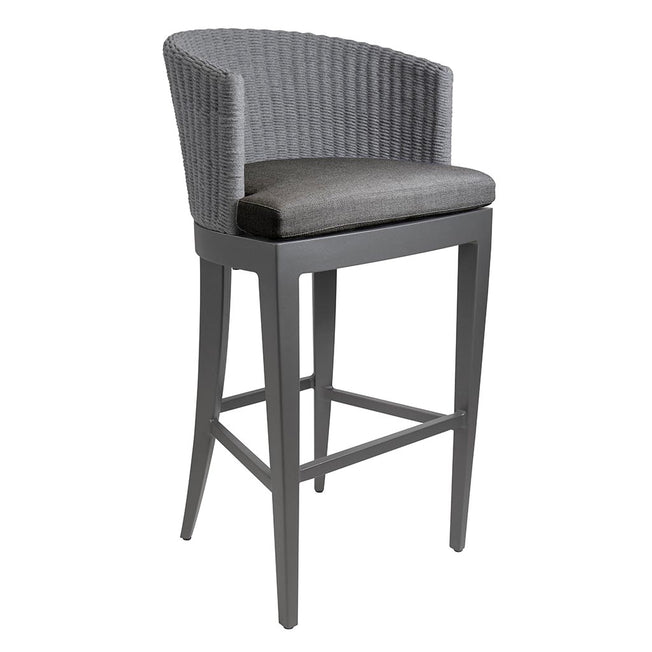Olympus Woven Bar Chair