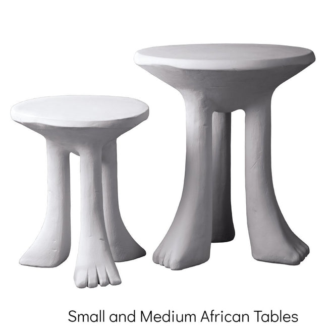 Medium African Table