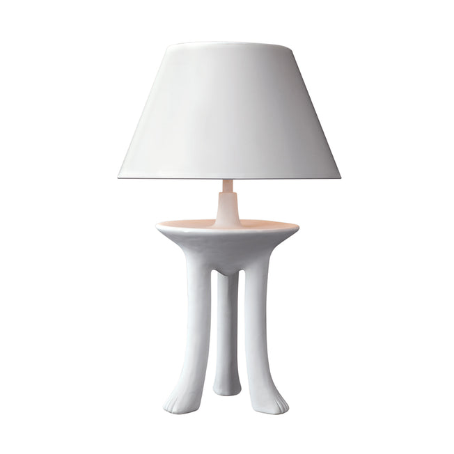 Footed Lamp