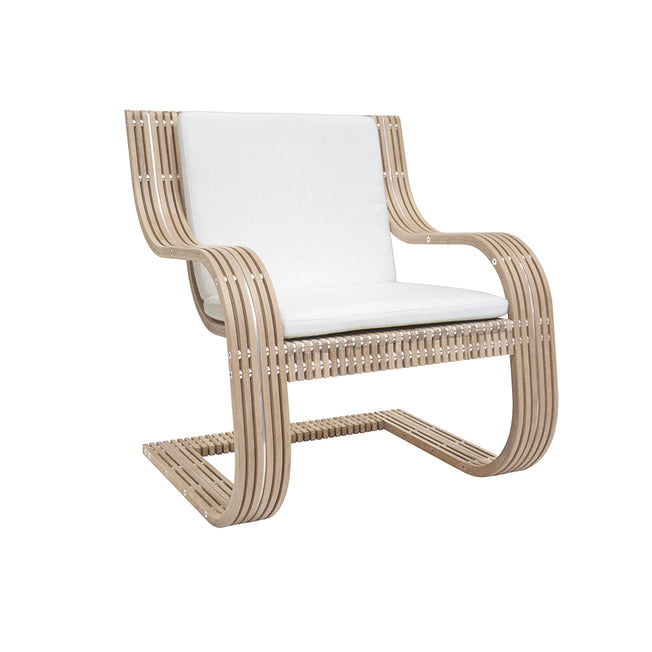 Continuous Line Lounge Chair