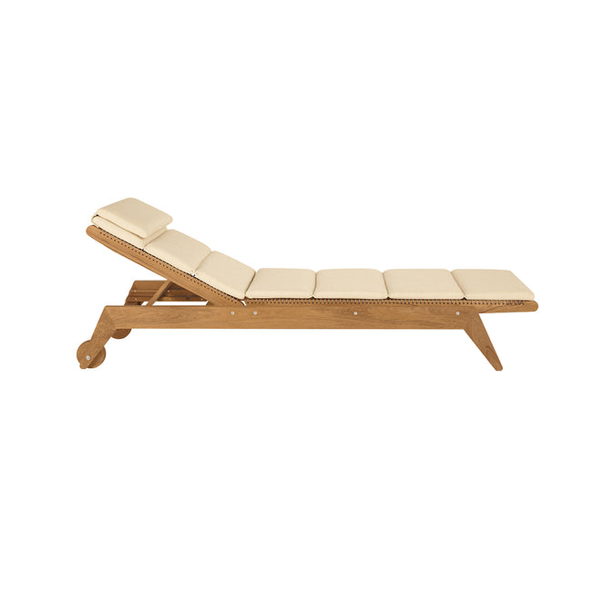 Cat's Cradle Armless Chaise