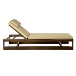 Great Lakes Ecoplex Armless Chaise