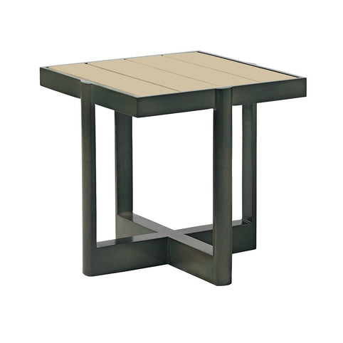 Great Lakes Ecoplex Square Occasional Table