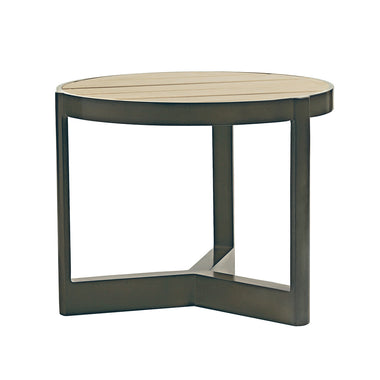 Great Lakes Ecoplex Round Occasional Table
